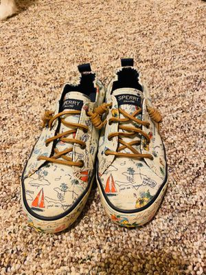 """Sperry """"bahama """"sneakers for Sale in Missoula, MT"""