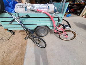 Tow behind bike for Sale in Sun City, AZ