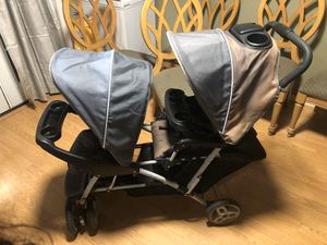 Double Stroller for Sale in Ontario, CA