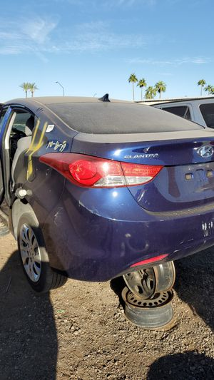 2012 Hyundai Elantra- Parting out only for Sale in Mesa, AZ
