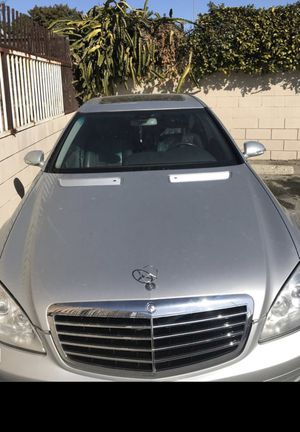 Parting out Mercedes bens s550 for Sale in El Monte, CA