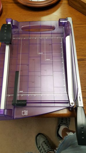 Paper cutter trimmer for Sale in Fremont, OH