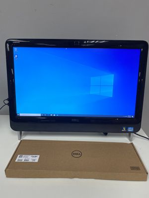 Dell All in One i3 Processor 🖥 Desktop Computer 24 inch WARRANTY included keyboard and mouse for Sale in Huntington Beach, CA
