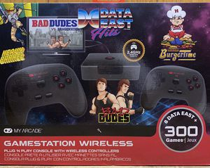 My Arcade Game station wireless 300 games for Sale in Manchester, CT