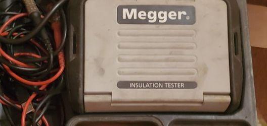 Megger Insulation Tester for Sale in Oakdale,  LA