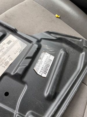Infiniti part 75881-CD00A COVER-FRONT,UNDER COUPE for Sale in Montebello, CA