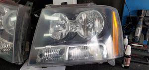 2007-2014 tahoe/silverado/suburban/avalanch headlights for Sale in Avocado Heights, CA