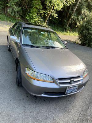 2000 Honda Accord EX for Sale in Monroe, WA