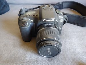 Canon Rebel 20D and accessories for Sale in Austin, TX