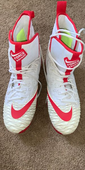 Football cleats for Sale in San Marcos, CA