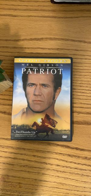 The patriot dvd for Sale in Kansas City, MO