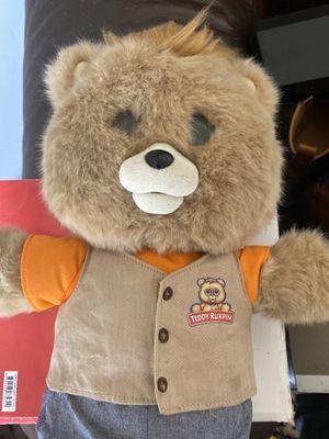 Talking Teddy Ruxpin for Sale in Murfreesboro, TN