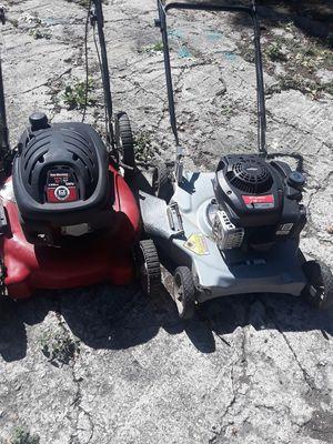 Lawn mowers needing repair for Sale in San Antonio, TX