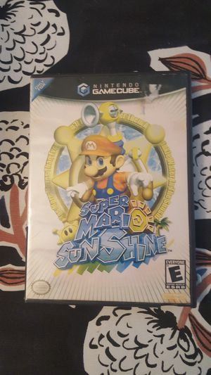 Super Mario Sunshine for Sale in Lake Stevens, WA