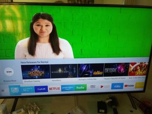 Samsung 40 inch UHD Smart TV. 5 star Rated for Sale in Lawton, OK