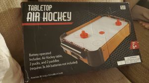 Tabletop air hockey for Sale in Westminster, CO