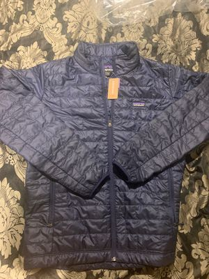 Patagonia Men's Nano Puff Jacket Navy NWT for Sale in Queens, NY