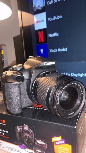 Canon EOS Rebel T7 for Sale in Nashville, TN
