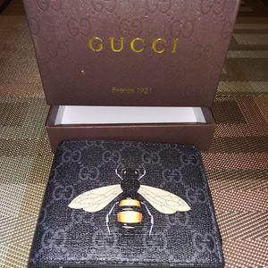 Gucci Leather Wallet for Sale in Rialto, CA
