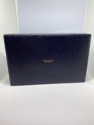 Vintage Tiffany & Co Jewelry Box for Sale in Miami, FL