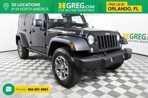 2014 Jeep Wrangler Unlimited for Sale in Orlando, FL