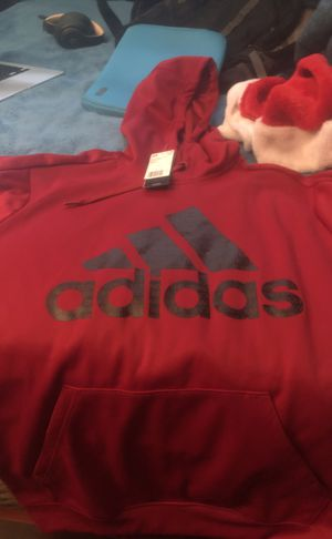 Adidas hoodie, size large for Sale in Annandale, VA