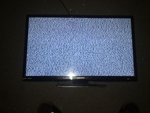 24 inch tv practically brand never barely used for Sale in Pittsburgh, PA