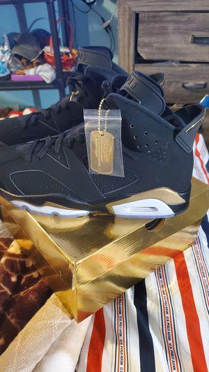 Jordan retro 6 dmp for Sale in Union Gap, WA