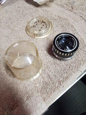 Astranar 1:3.5 F=75mm Enlarging Lens with Case Enlarging Lens for Sale in Houston, TX