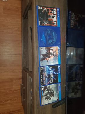 Ps4 Games for Sale in Santa Maria, CA