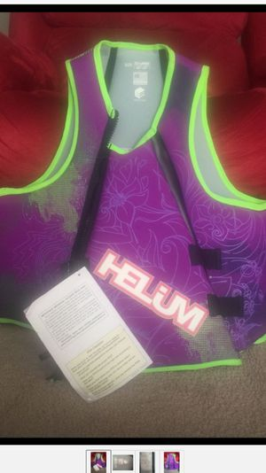 Helium Wakeboard Vest size XXL for Sale in Lynchburg, VA