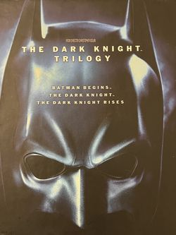 The Dark Knight Trilogy Blu-ray Collection for Sale in Alameda,  CA