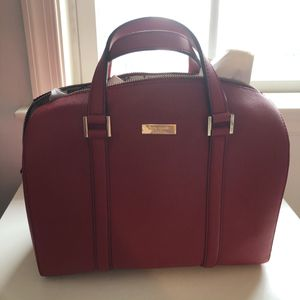 red leather Kate spade bag for Sale in Martinsburg, WV