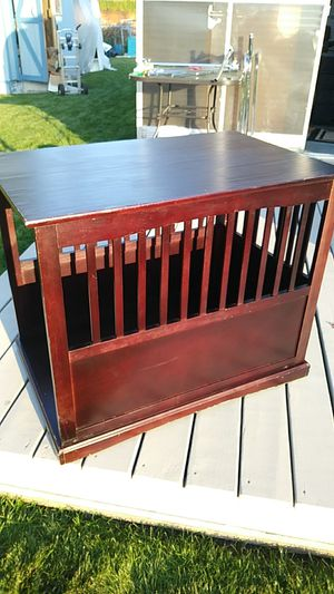Dog kennel for larger dog. for Sale in Spanaway, WA