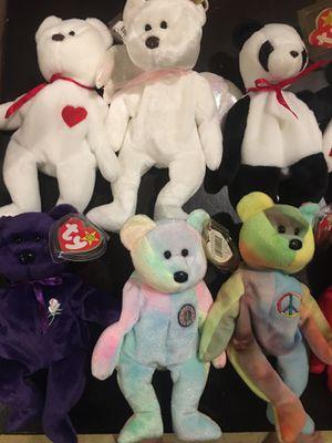 90s beanie babies for Sale in Fairfield, CA
