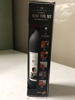 Wine tool gift set for Sale in Chantilly, VA