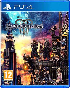 Kingdom Hearts 3 PS4 for Sale in Johnston, RI