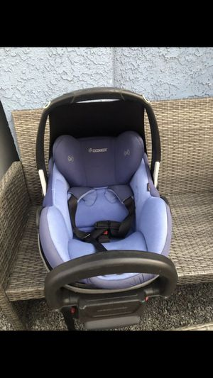 Maxi cosi prezi car seat $35 for Sale in Garden Grove, CA