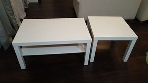 Ikea center and end Table for Sale in Boynton Beach, FL