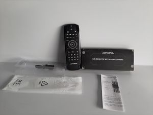 AuviPal G9 Backlit 2.4GHz Wireless Air Mouse Remote & Keyboard Combo for Sale in Houston, TX