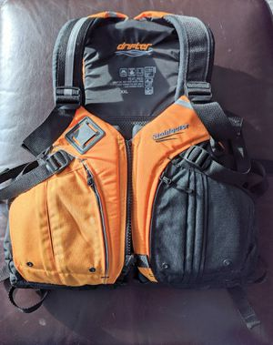 Stohlquist DRIFTer PFD XXL Lifejacket New for Sale in Seattle, WA