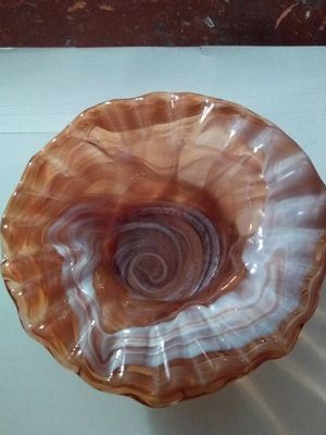 Vintage glass bowl for Sale in Lititz, PA