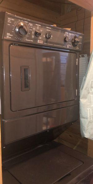 Kenmore elite stackable washer and GAS dryer for Sale in Sebring, FL