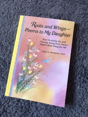 Roots and Wings-Poems to my Daughter for Sale in Waynesburg, PA