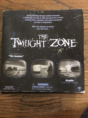 The Twilight Zone Episode 51 The Invaders Collective for Sale in Los Angeles, CA