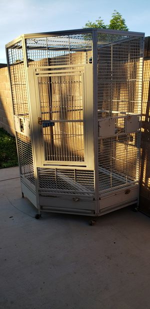 Big bird cage for Sale in Phoenix, AZ