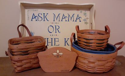 Longaberger baskets for Sale in Fort Washington,  MD