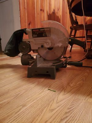Sears/Craftsmansh industrial table saw for Sale in Greensboro, NC