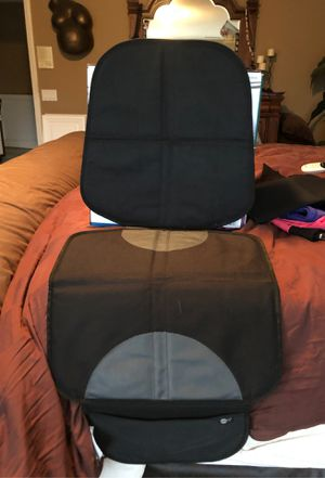 Seat Protector for car / booster seats for Sale in Norco, CA