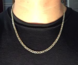 14 k thin chain gold for Sale in Monterey, CA